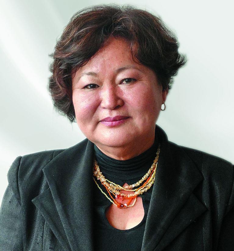 Николаева Дарима Анатольевна